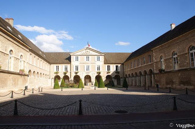 Il Municipio di Beaune