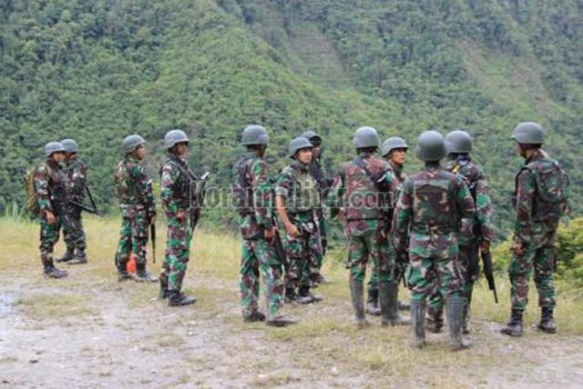 Menhan: Satu Kali Pasukan TNI Ditarik, Besok Papua Merdeka