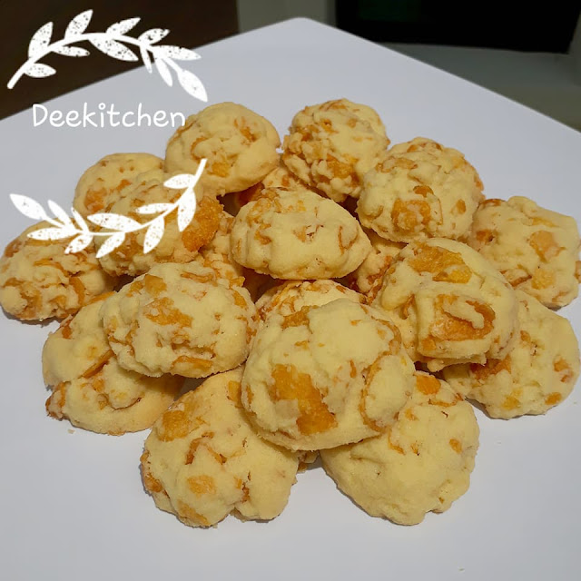 Cornflakes Crunchy Cookies