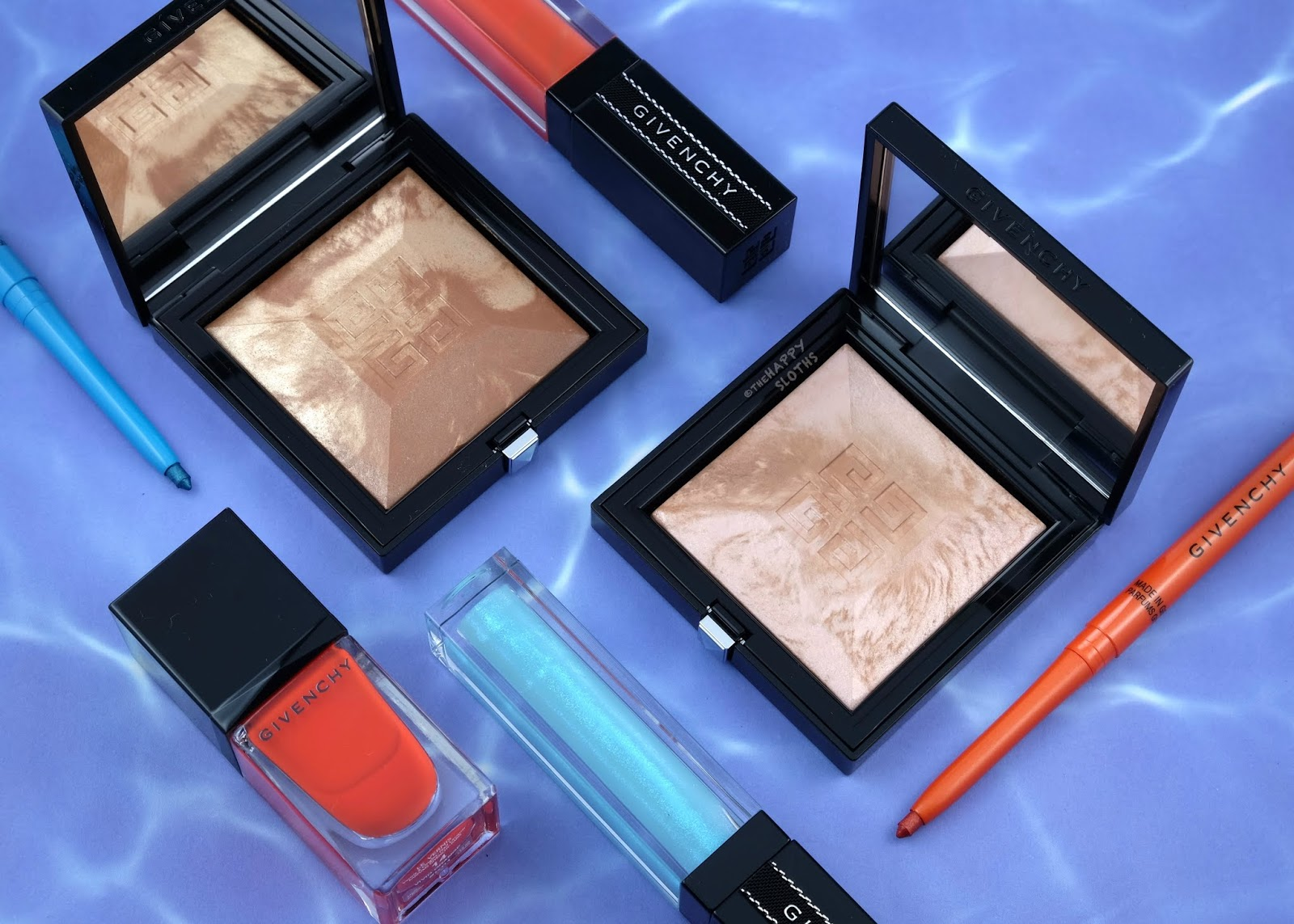 Givenchy | Summer 2019 Solar Pulse Collection: Review and Swatches