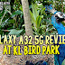 Samsung Galaxy A32 5G Review at KL Bird Park
