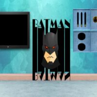 8b Supervillain Joker Esc…