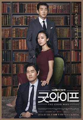 Drama korea The Good Wife