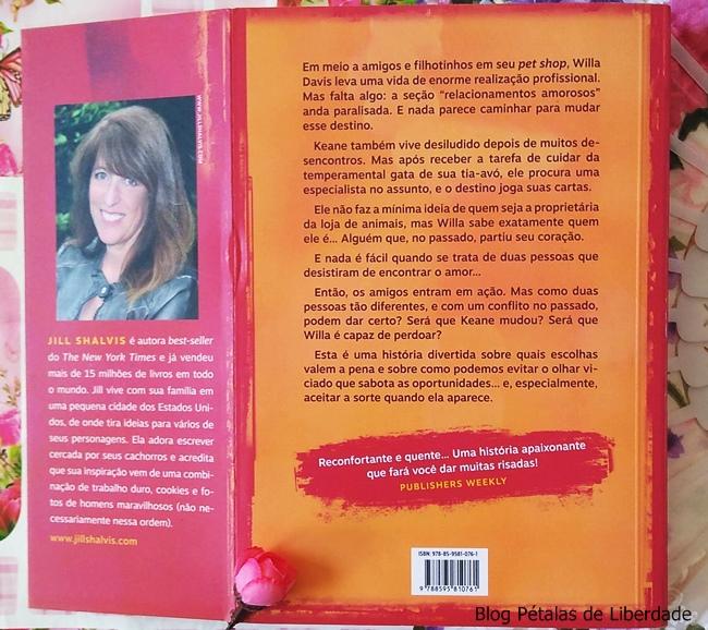 Resenha, livro, Onde-Mora-o-Coracao, Jill-Shalvis, Faro-Editorial, sinopse