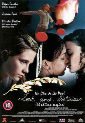 Download [18+] Lost and Delirious (2001) English 480p 460mb    720p 945mb