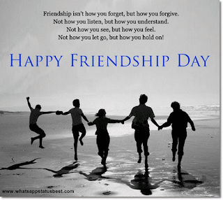 Sweet Messages happy friendship Day