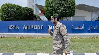 Syiah Houtsi Terus Targetkan Bandara Saudi