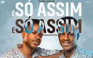 The twins ft Moikanos - É Só Assim (pAfro House)