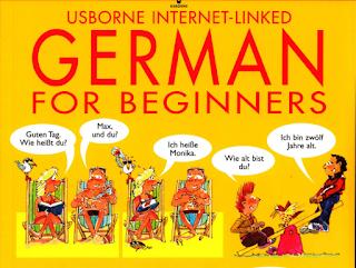 حمل كتاب المحادثة المصور للمبتدئين في اللغة الالمانية الان مجانا من هنا  German For Begenners