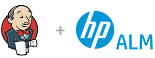 HP-ALM Jenkins Integration To Execute Automation Script - QA