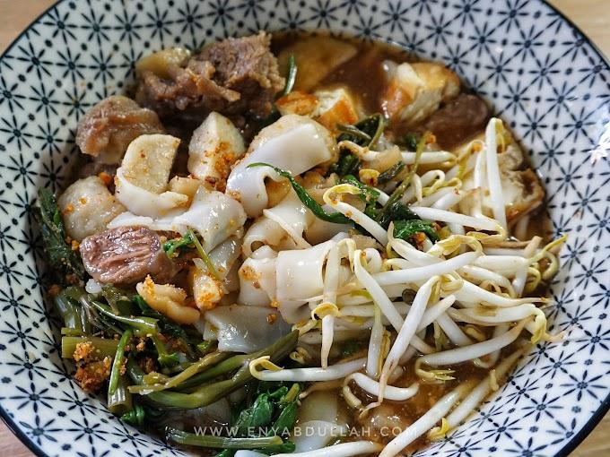 Resepi Boat Noodle Halal Dan Sedap