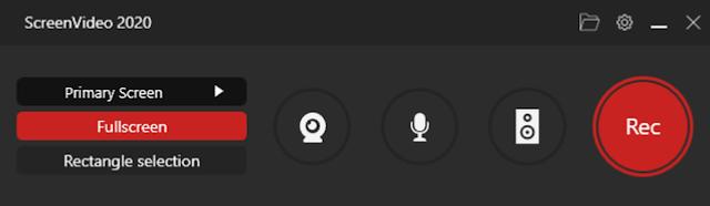 Screenshot Abelssoft ScreenVideo 2020 v3.2.41 Full Version