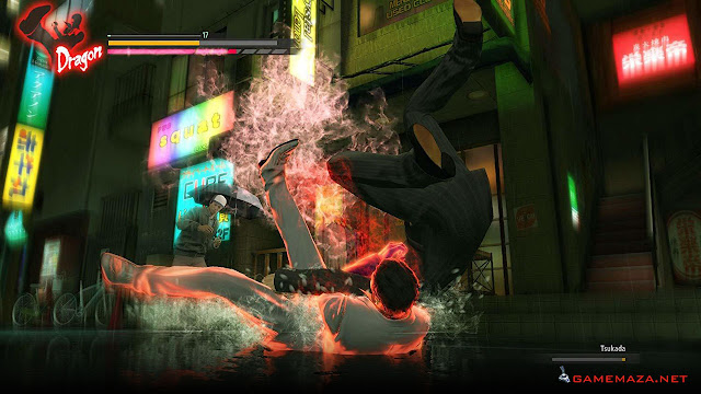 Yakuza Kiwami Gameplay Screenshot 2