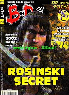 Rosinsky secret