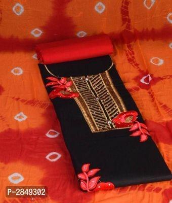 printed cotton dress materials