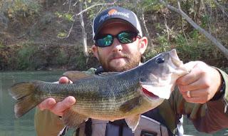 Guadalupe Bass, Smallmouth Bass, Gaud x Smallmouth Hybrid, Pat Kellner, San Marcos River, TFFF