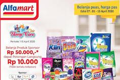 Katalog Alfamart Promo Terbaru 1 - 15 April 2020