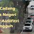 Kementerian Kesihatan Malaysia (KKM) Cadang Rentas Negeri Sambut Aidilfitri Ditangguhkan