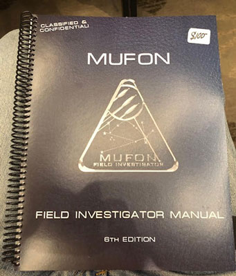 UFO Investigators do follow a defined methodology (Source: MUFON Field Investigator Manual)