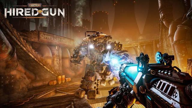 Imagem do Necromunda: Hired Gun