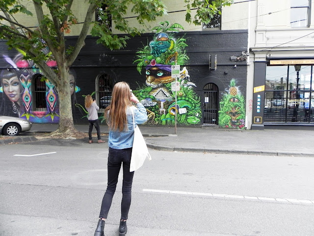 Brunswick st, brooke reid, milky way blogger