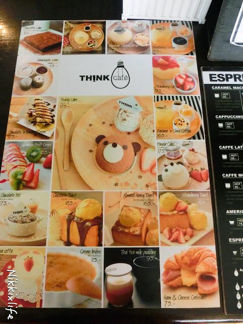[曼谷遊記][曼谷食記] The Bloc內的Think Cafe和Simple Day Cafe 17