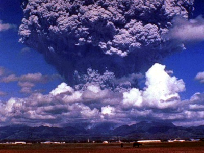 Mount Pinatubo in 1991