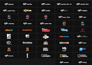 OSN channel List