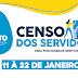 Prefeitura de Rio Tinto realiza Censo de Servidores de 11 à 22 de Janeiro
