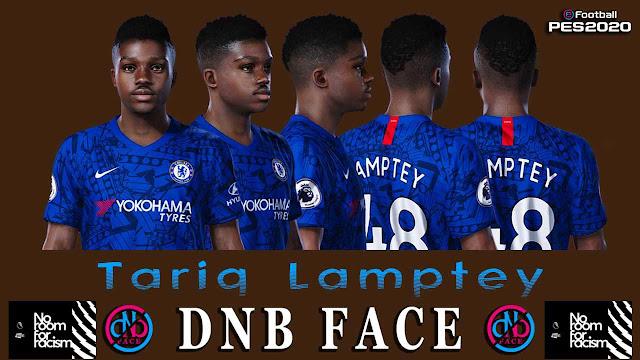 Tariq Lamptey Face PES 2020