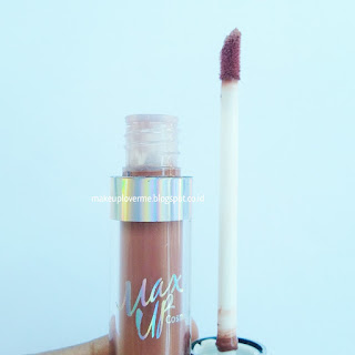 REVIEW MAXUP COSMETICS SUEDE MATTE LIP