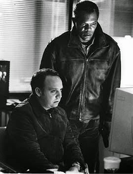 Paul Giamatti Samuel L. Jackson The Negotiator