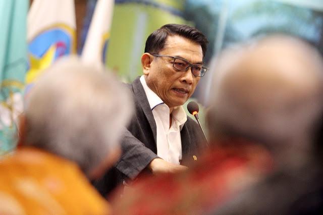 Usai Diprotes Para Dokter, Eks Panglima TNI Moeldoko Terima Jawaban yang Menohok dari Perhimpunan RS