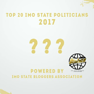 Imo Bloggers to unveil top 20 Imo politicians that rocked the internet in 2017 1