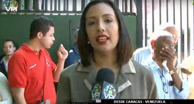 SNTP denuncia que reportera y camarógrafo de VPItv fueron amenazados por la GNB