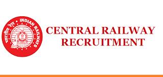 Central Railway Jobs,latest govt jobs,govt jobs,Jr Technical Associate jobs