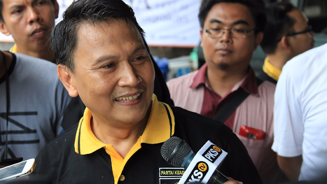 Laporan BMKG Cerah, PKS Tebak Jokowi Umumkan Cawapres Pekan Ini