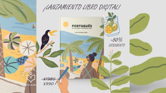 Portugués en un abrir y cerrar de ojos Digital y con el 50% de descuento