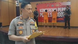 Praktik Perdagangan Orang Berkedok Kawin Kontrak di Bogor Dibongkar