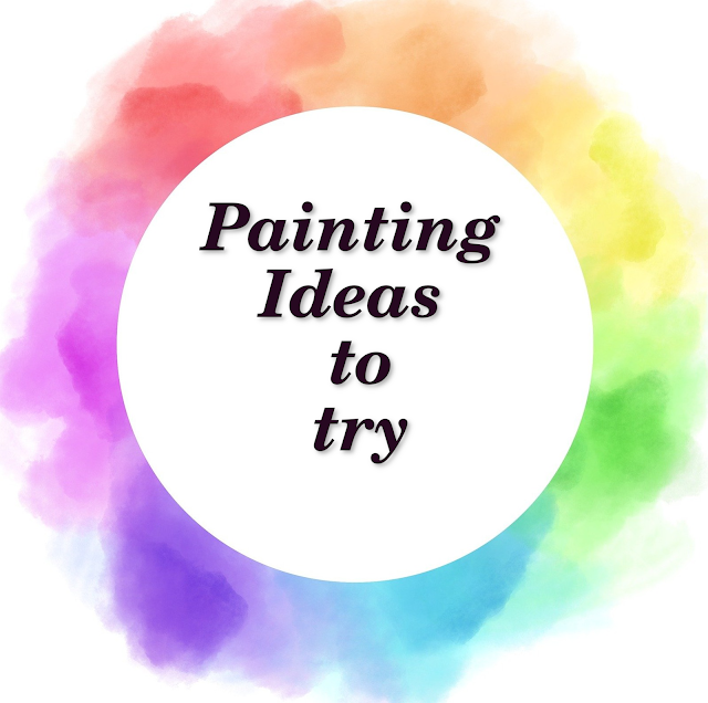 Painting subjects to try as a beginner. Contains list of topics to be explored for painting. Explanation on how to choose a subject for painting