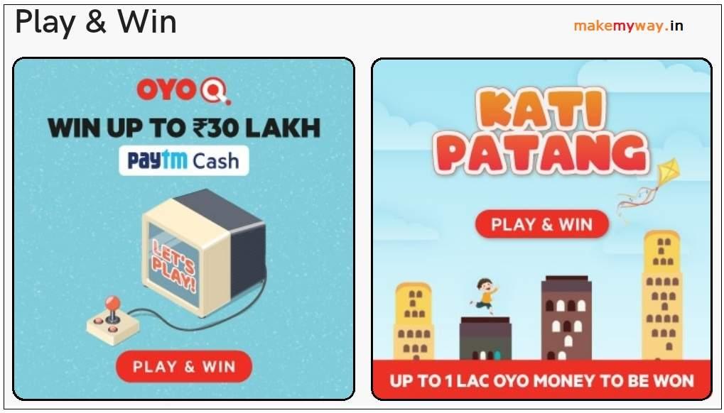 Oyo Q Quiz Answer Today 05 June 2020 | Shake & Win Paytm Cash, Amazon Vouchers & More