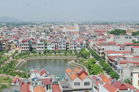 Thị trường bất động sản tỉnh Bắc Giang