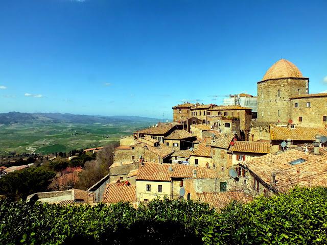 Volterra, uno de los pueblos más bonitos toscanos