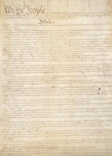 Constitución más Antigua del Mundo