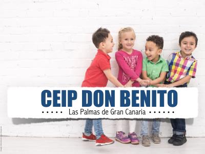 DON BENITO PEREZ GALDÓS