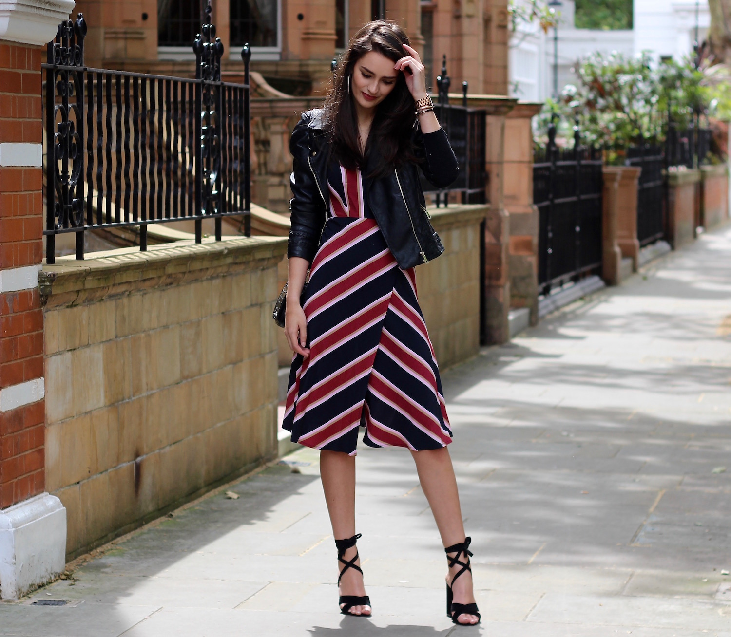 london street style peexo fashion blogger