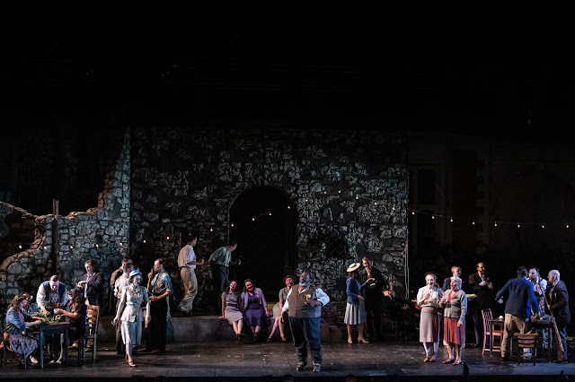 Cilea: L'Arlesiana - Opera Holland Park 2019 (Photo Ali Wright)