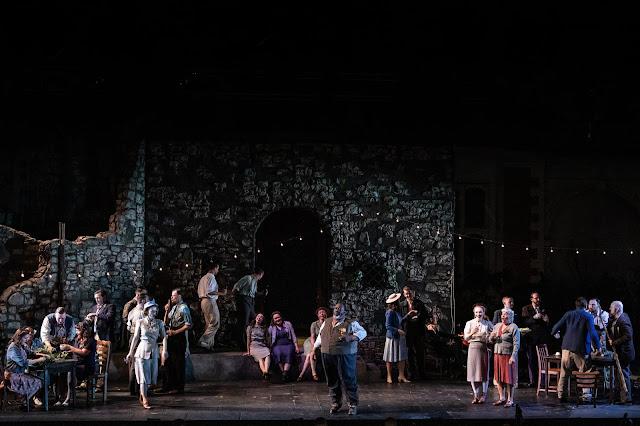 Cilea: L'Arlesiana - Opera Holland Park 2019 (Photo Ali Wright)