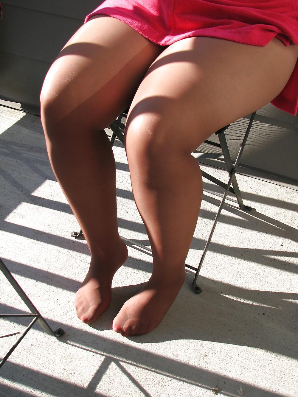 Chicas en pantimedias