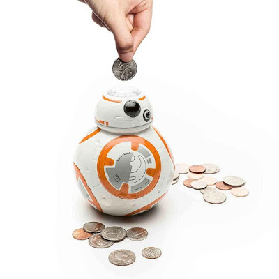 BB-8 Coin Bank